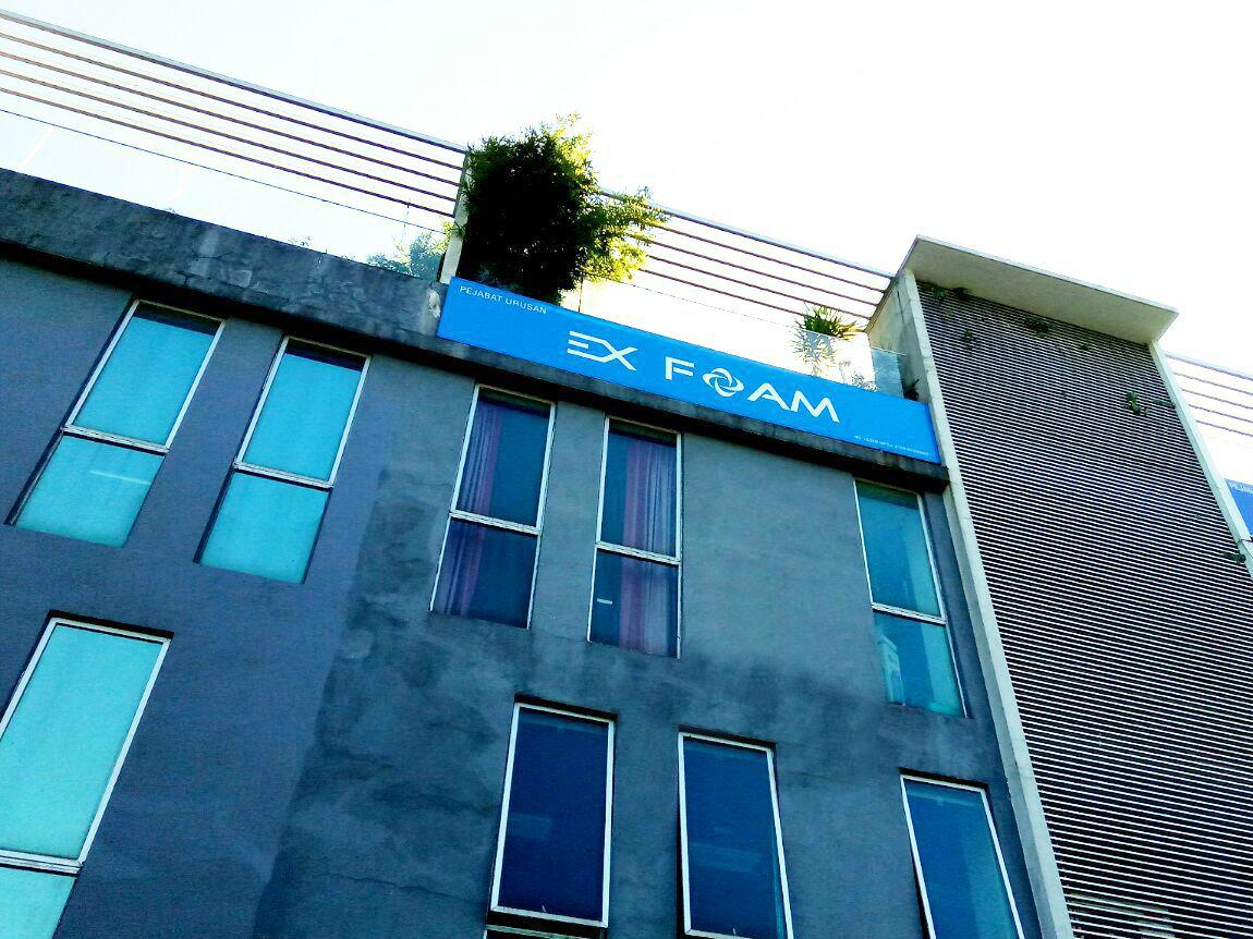 Exfoam Office
